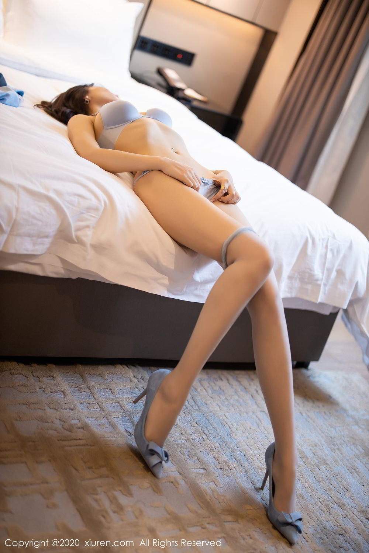 [XiuRen] Vol.2107 Zhi Zhi Booty 78P, Chen Zhi, Sexy, Underwear, Xiuren
