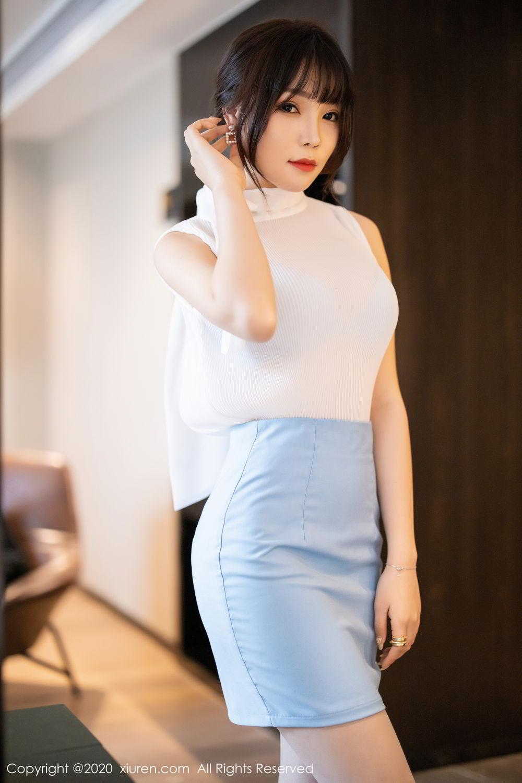 [XiuRen] Vol.2107 Zhi Zhi Booty 7P, Chen Zhi, Sexy, Underwear, Xiuren