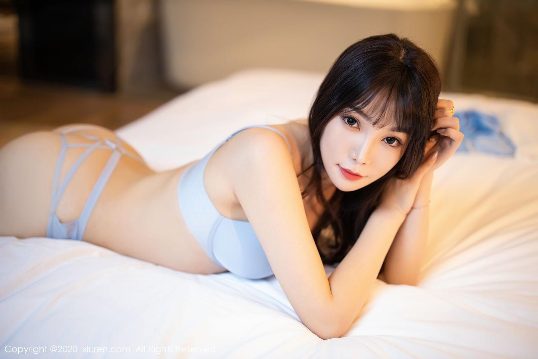 [XiuRen] Vol.2107 Zhi Zhi Booty 83P, Chen Zhi, Sexy, Underwear, Xiuren