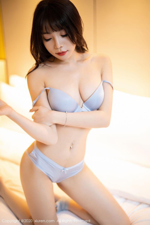 [XiuRen] Vol.2107 Zhi Zhi Booty 92P, Chen Zhi, Sexy, Underwear, Xiuren
