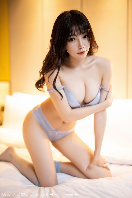 [XiuRen] Vol.2107 Zhi Zhi Booty 93P, Chen Zhi, Sexy, Underwear, Xiuren