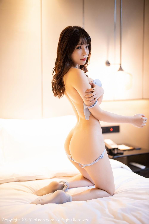 [XiuRen] Vol.2107 Zhi Zhi Booty 97P, Chen Zhi, Sexy, Underwear, Xiuren
