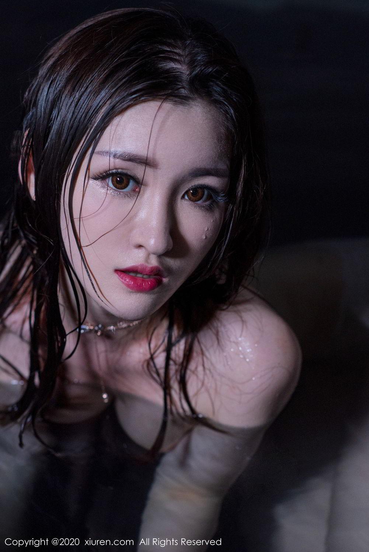 [XiuRen] Vol.2116 Shen Meng Yao 18P, Adult, Shen Meng Yao, Wet, Xiuren