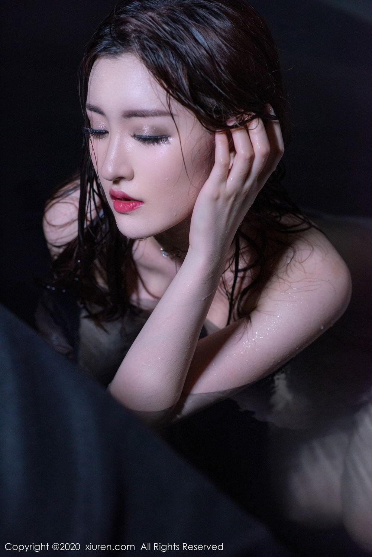 [XiuRen] Vol.2116 Shen Meng Yao 19P, Adult, Shen Meng Yao, Wet, Xiuren