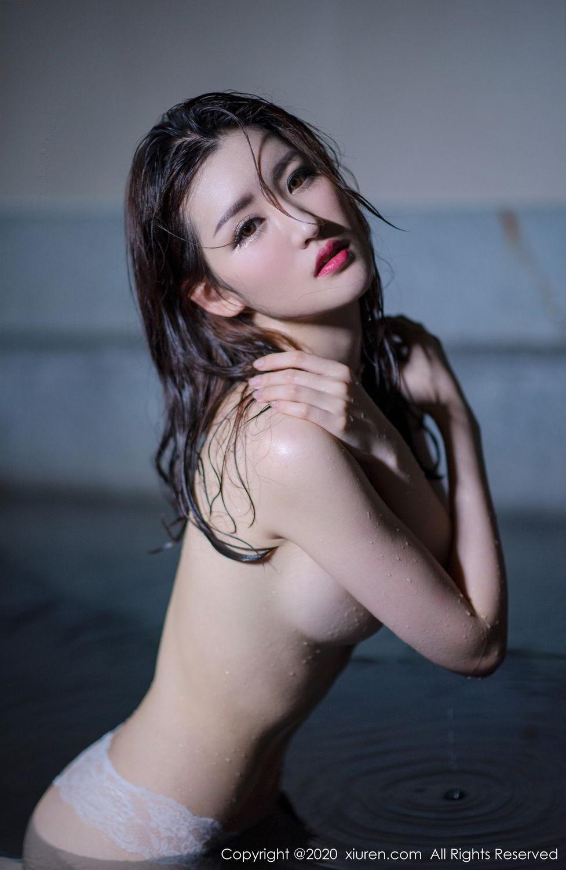 [XiuRen] Vol.2116 Shen Meng Yao 1P, Adult, Shen Meng Yao, Wet, Xiuren