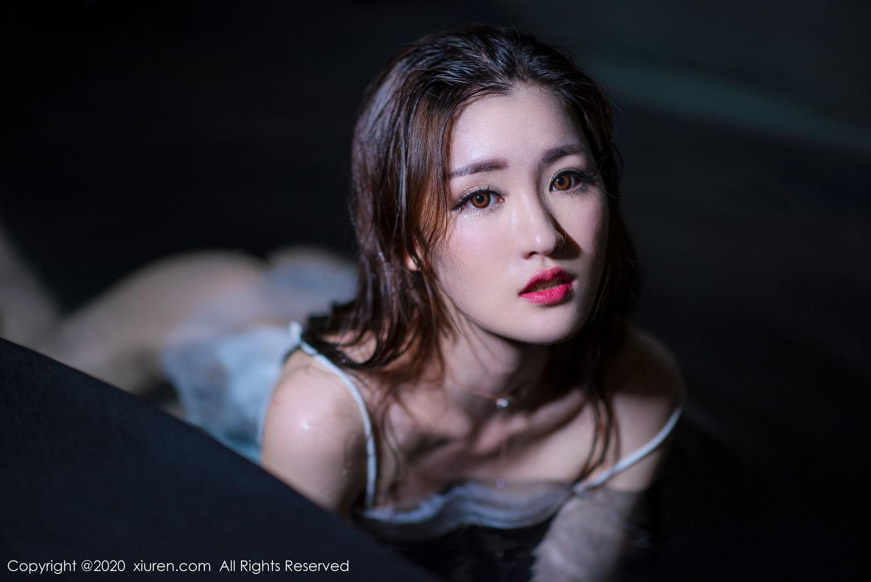 [XiuRen] Vol.2116 Shen Meng Yao 5P, Adult, Shen Meng Yao, Wet, Xiuren