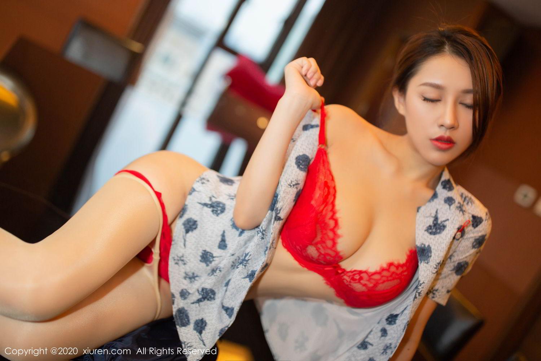 [XiuRen] Vol.2117 Xu An An 65P, Stewardess, Underwear, Xiuren, Xu An An