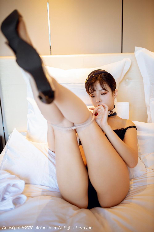 [XiuRen] Vol.2119 Chen Xiao Miao 44P, Chen Xiao Miao, Stewardess, Underwear, Uniform, Xiuren