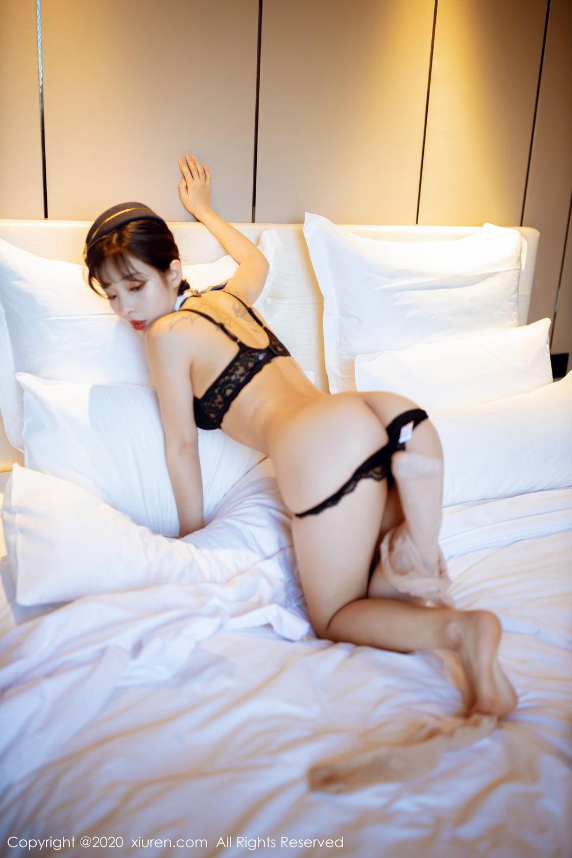 [XiuRen] Vol.2119 Chen Xiao Miao 55P, Chen Xiao Miao, Stewardess, Underwear, Uniform, Xiuren