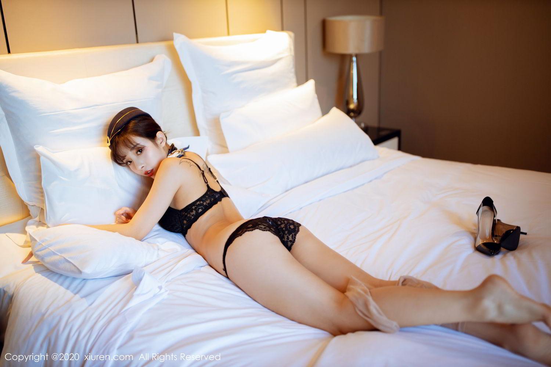 [XiuRen] Vol.2119 Chen Xiao Miao 64P, Chen Xiao Miao, Stewardess, Underwear, Uniform, Xiuren