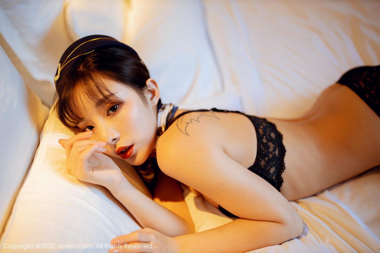 [XiuRen] Vol.2119 Chen Xiao Miao 68P, Chen Xiao Miao, Stewardess, Underwear, Uniform, Xiuren
