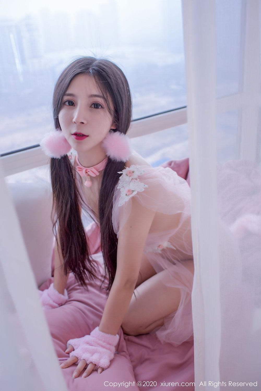 [XiuRen] Vol.2120 Xiao Man Yao 41P, Christmas, Tall, Xiao Man Yao, Xiuren