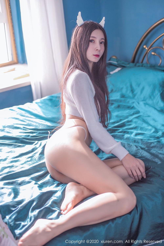 [XiuRen] Vol.2120 Xiao Man Yao 71P, Christmas, Tall, Xiao Man Yao, Xiuren