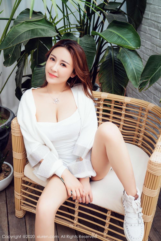 [XiuRen] Vol.2121 Zhou Jing Kong 18P, Xiuren, Zhou Jing Kong