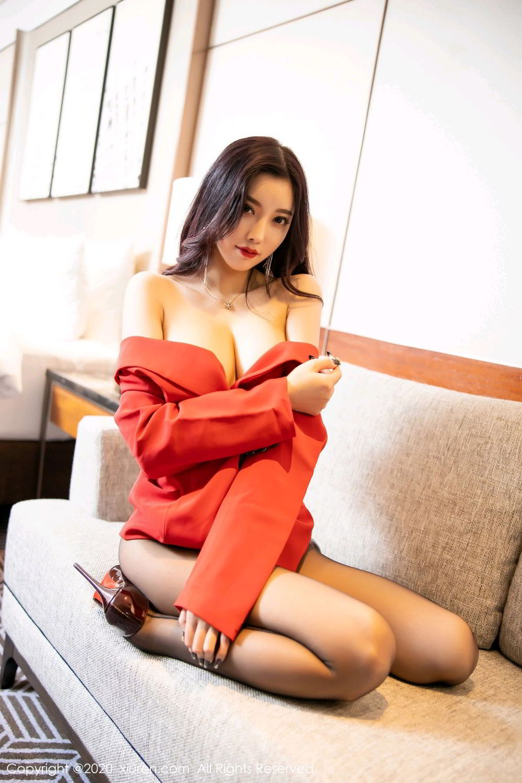 [XiuRen] Vol.2122 Yang Chen Chen 96P, Black Silk, Uniform, Xiuren, Yang Chen Chen