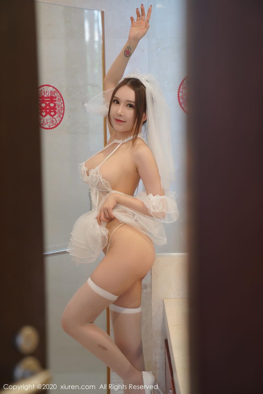 [XiuRen] Vol.2123 Yu Tu Miki 52P, Sexy, Xiuren, Yu Tu M I K I