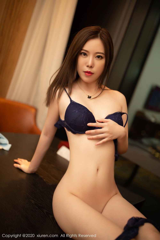 [XiuRen] Vol.2132 Bai Ru Xue 58P, Bai Ru Xue, Black Silk, Tall, Uniform, Xiuren