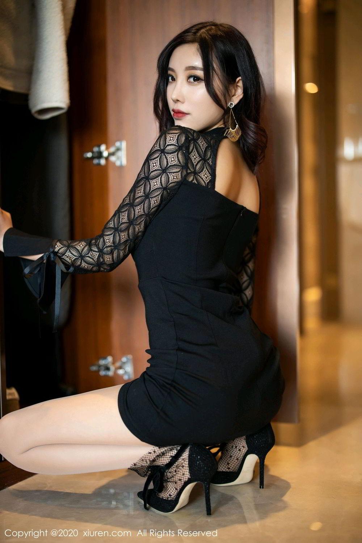 [XiuRen] Vol.2137 Yang Chen Chen 15P, Underwear, Xiuren, Yang Chen Chen