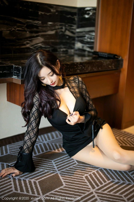 [XiuRen] Vol.2137 Yang Chen Chen 28P, Underwear, Xiuren, Yang Chen Chen