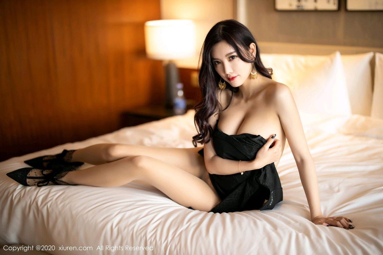 [XiuRen] Vol.2137 Yang Chen Chen 4P, Underwear, Xiuren, Yang Chen Chen