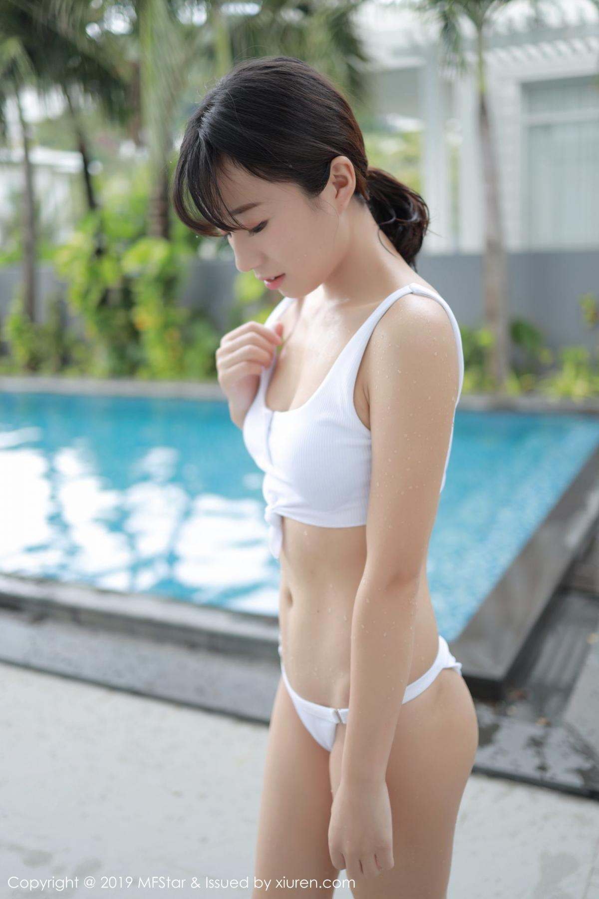 [XiuRen] Vol.214 Cang Jing You Xiang 6P, Bikini, Cang Jing You Xiang, Swim Pool, Xiuren
