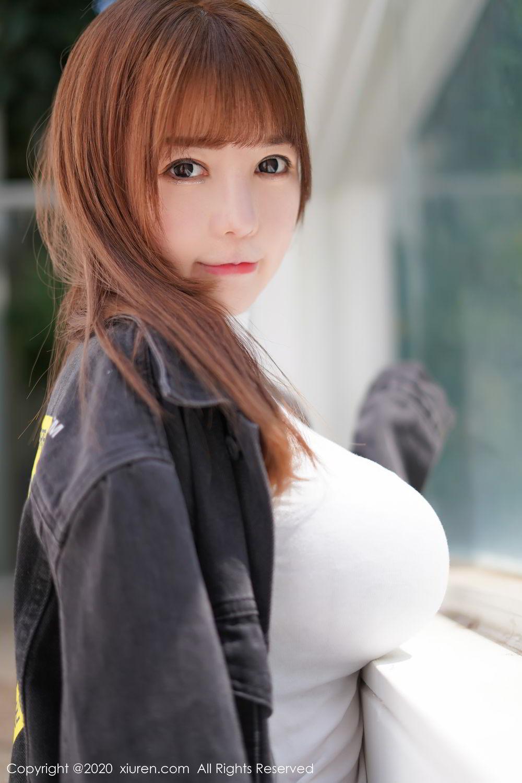 [XiuRen] Vol.2147 UU Jiang 16P, Baby Face Big Boobs, Cute, UU Jiang, Xiuren