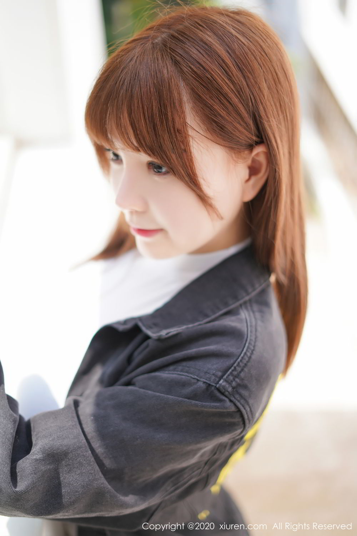 [XiuRen] Vol.2147 UU Jiang 21P, Baby Face Big Boobs, Cute, UU Jiang, Xiuren