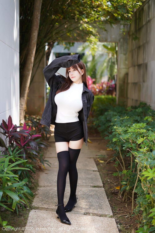 [XiuRen] Vol.2147 UU Jiang 22P, Baby Face Big Boobs, Cute, UU Jiang, Xiuren