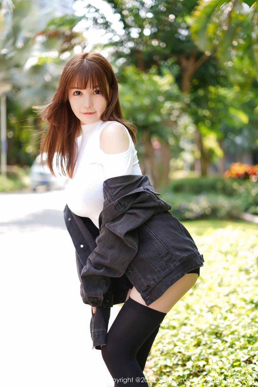 [XiuRen] Vol.2147 UU Jiang 43P, Baby Face Big Boobs, Cute, UU Jiang, Xiuren