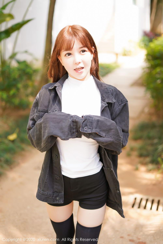 [XiuRen] Vol.2147 UU Jiang 47P, Baby Face Big Boobs, Cute, UU Jiang, Xiuren