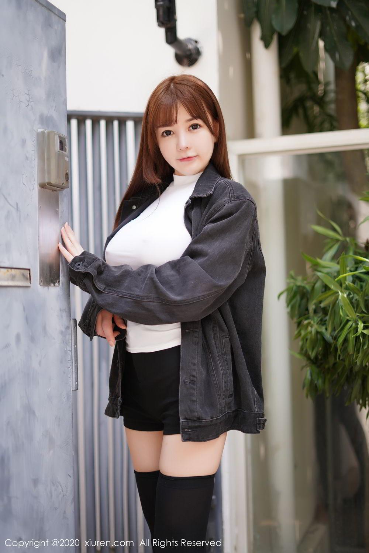 [XiuRen] Vol.2147 UU Jiang 48P, Baby Face Big Boobs, Cute, UU Jiang, Xiuren