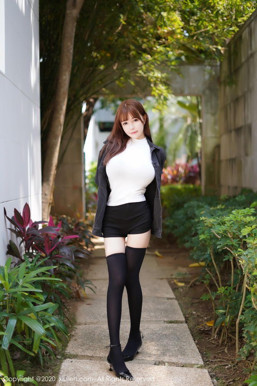 [XiuRen] Vol.2147 UU Jiang 4P, Baby Face Big Boobs, Cute, UU Jiang, Xiuren