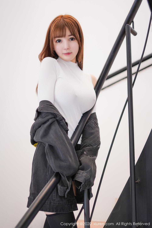 [XiuRen] Vol.2147 UU Jiang 53P, Baby Face Big Boobs, Cute, UU Jiang, Xiuren