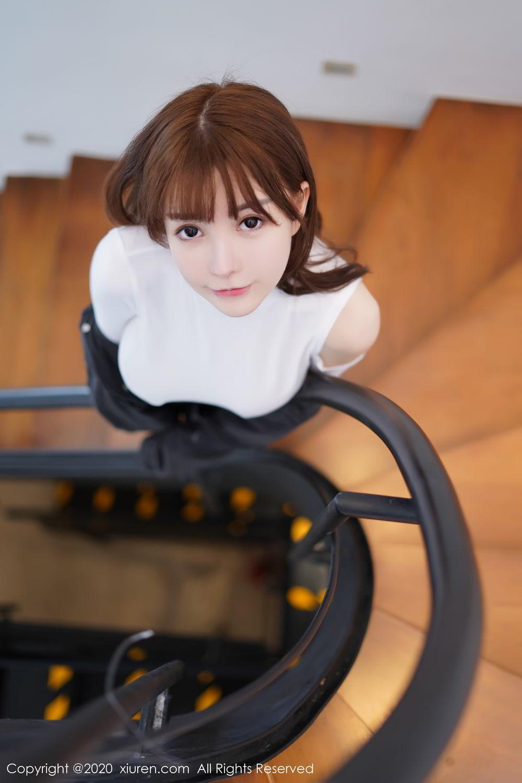 [XiuRen] Vol.2147 UU Jiang 56P, Baby Face Big Boobs, Cute, UU Jiang, Xiuren