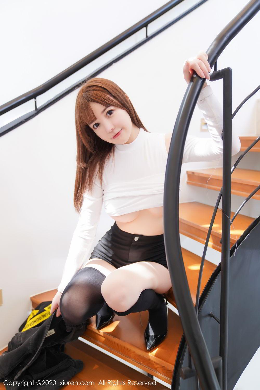 [XiuRen] Vol.2147 UU Jiang 66P, Baby Face Big Boobs, Cute, UU Jiang, Xiuren