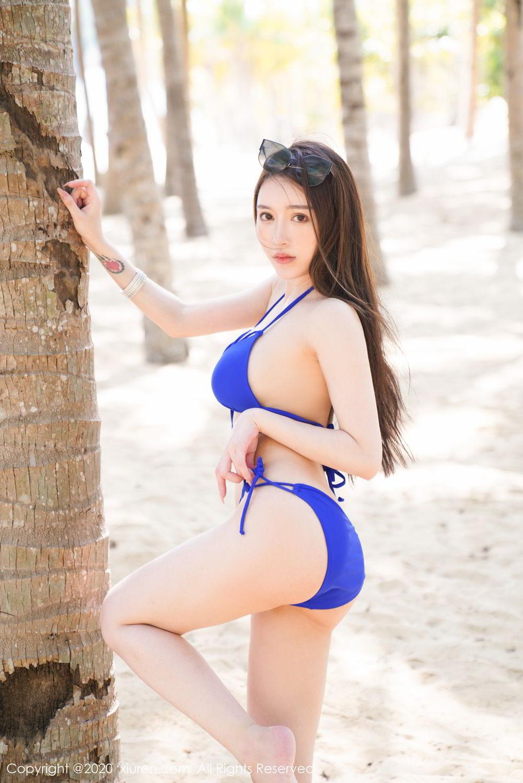 [XiuRen] Vol.2152 Yu Tu Miki 26P, Beach, Bikini, Xiuren, Yu Tu M I K I