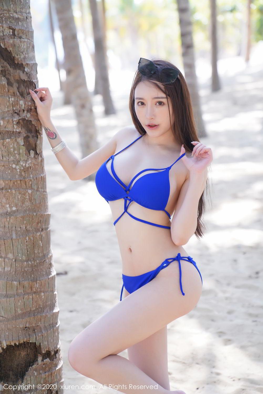 [XiuRen] Vol.2152 Yu Tu Miki 29P, Beach, Bikini, Xiuren, Yu Tu M I K I