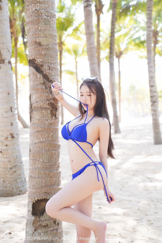 [XiuRen] Vol.2152 Yu Tu Miki 40P, Beach, Bikini, Xiuren, Yu Tu M I K I