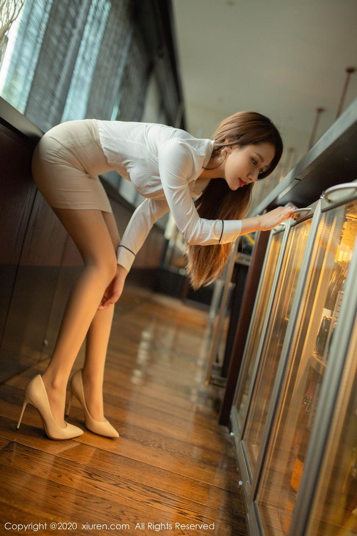 [XiuRen] Vol.2154 Xu An An 11P, Underwear, Uniform, Xiuren, Xu An An