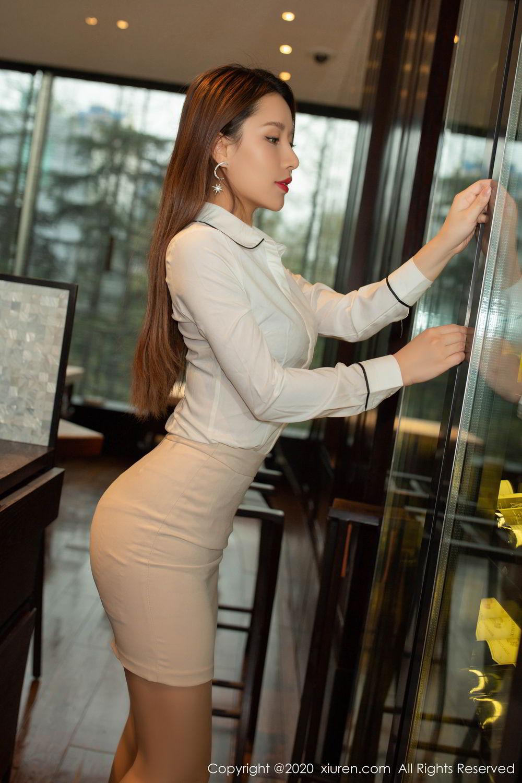 [XiuRen] Vol.2154 Xu An An 27P, Underwear, Uniform, Xiuren, Xu An An