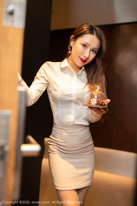 [XiuRen] Vol.2154 Xu An An 30P, Underwear, Uniform, Xiuren, Xu An An