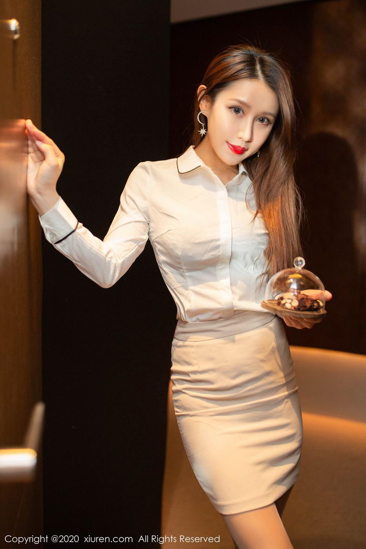 [XiuRen] Vol.2154 Xu An An 31P, Underwear, Uniform, Xiuren, Xu An An