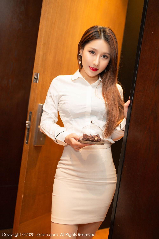 [XiuRen] Vol.2154 Xu An An 32P, Underwear, Uniform, Xiuren, Xu An An