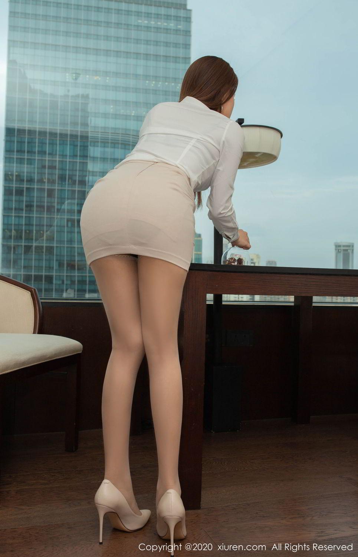 [XiuRen] Vol.2154 Xu An An 35P, Underwear, Uniform, Xiuren, Xu An An