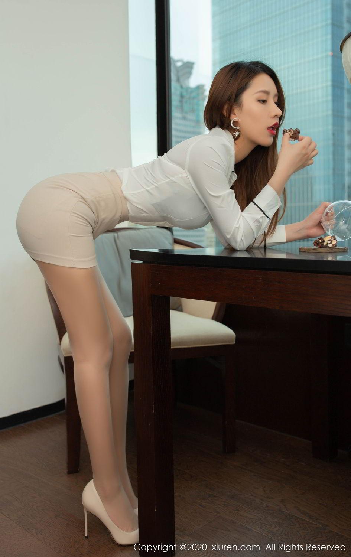 [XiuRen] Vol.2154 Xu An An 38P, Underwear, Uniform, Xiuren, Xu An An