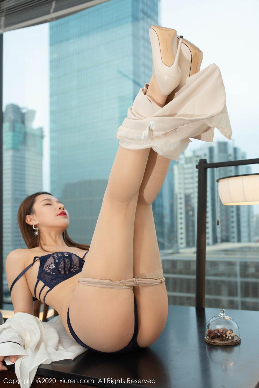 [XiuRen] Vol.2154 Xu An An 63P, Underwear, Uniform, Xiuren, Xu An An
