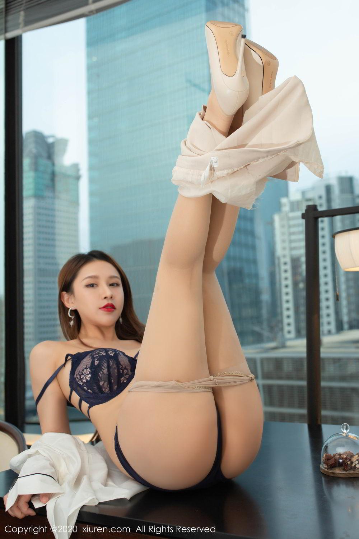 [XiuRen] Vol.2154 Xu An An 64P, Underwear, Uniform, Xiuren, Xu An An