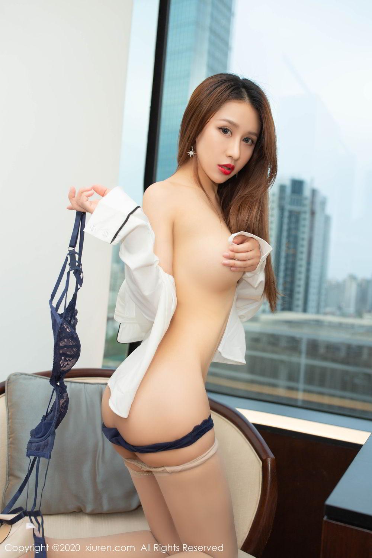 [XiuRen] Vol.2154 Xu An An 70P, Underwear, Uniform, Xiuren, Xu An An