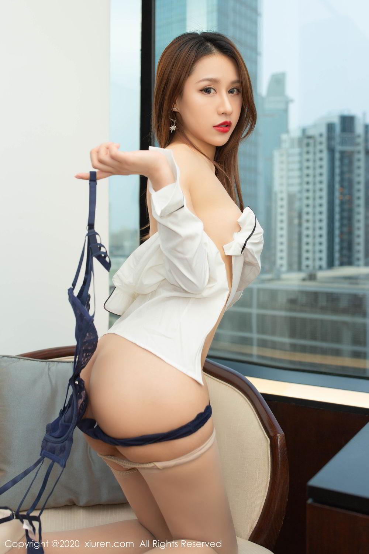 [XiuRen] Vol.2154 Xu An An 71P, Underwear, Uniform, Xiuren, Xu An An