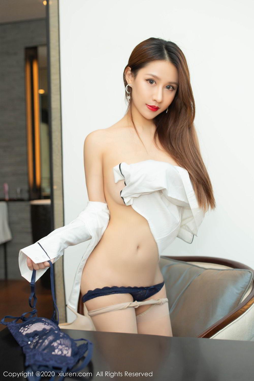 [XiuRen] Vol.2154 Xu An An 73P, Underwear, Uniform, Xiuren, Xu An An